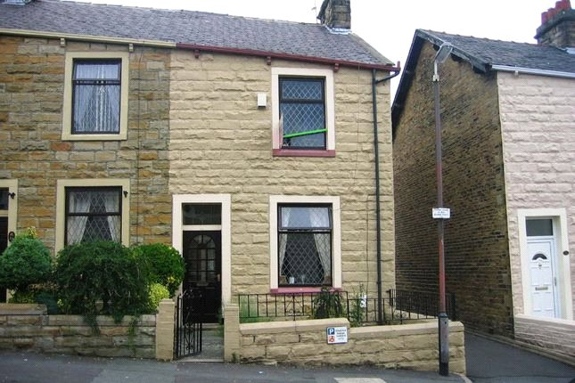 Two bedroom end of terraced house